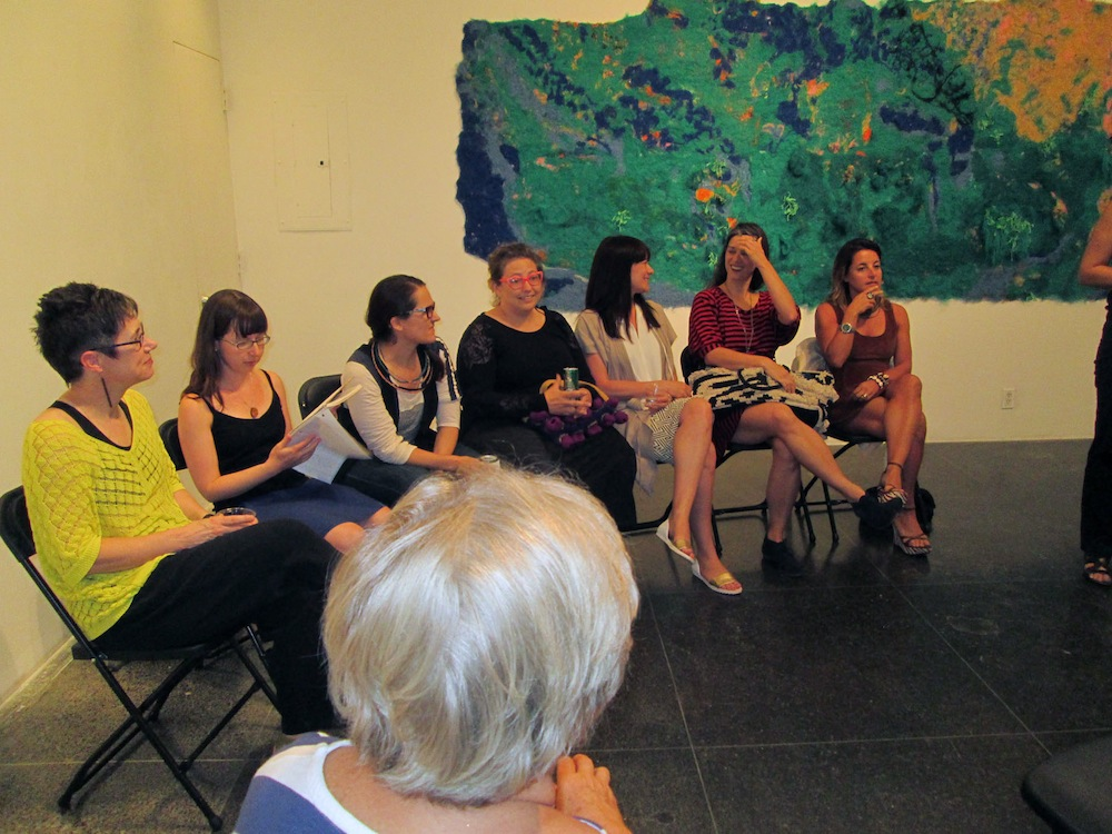 Panel discussion with the artists from Attitudes in Latitudes: Northern Wild Explores the Tropics